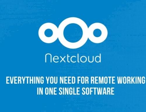 Nextcloud: la navaja suiza que nos permite trabajar en remoto